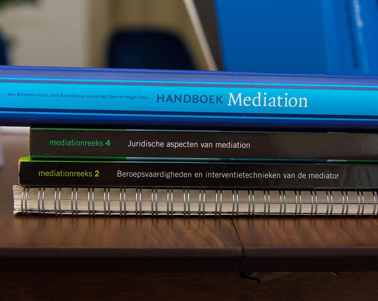 Handboek Mediation Ingebrekestelling