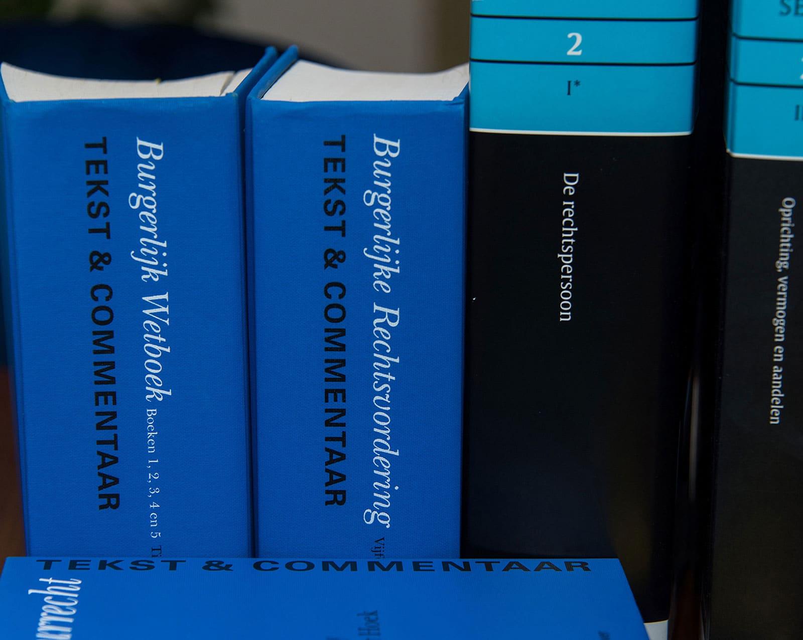 Burgerlijk Wetboek - de rechtspersoon Onverbindende algemene voorwaarden