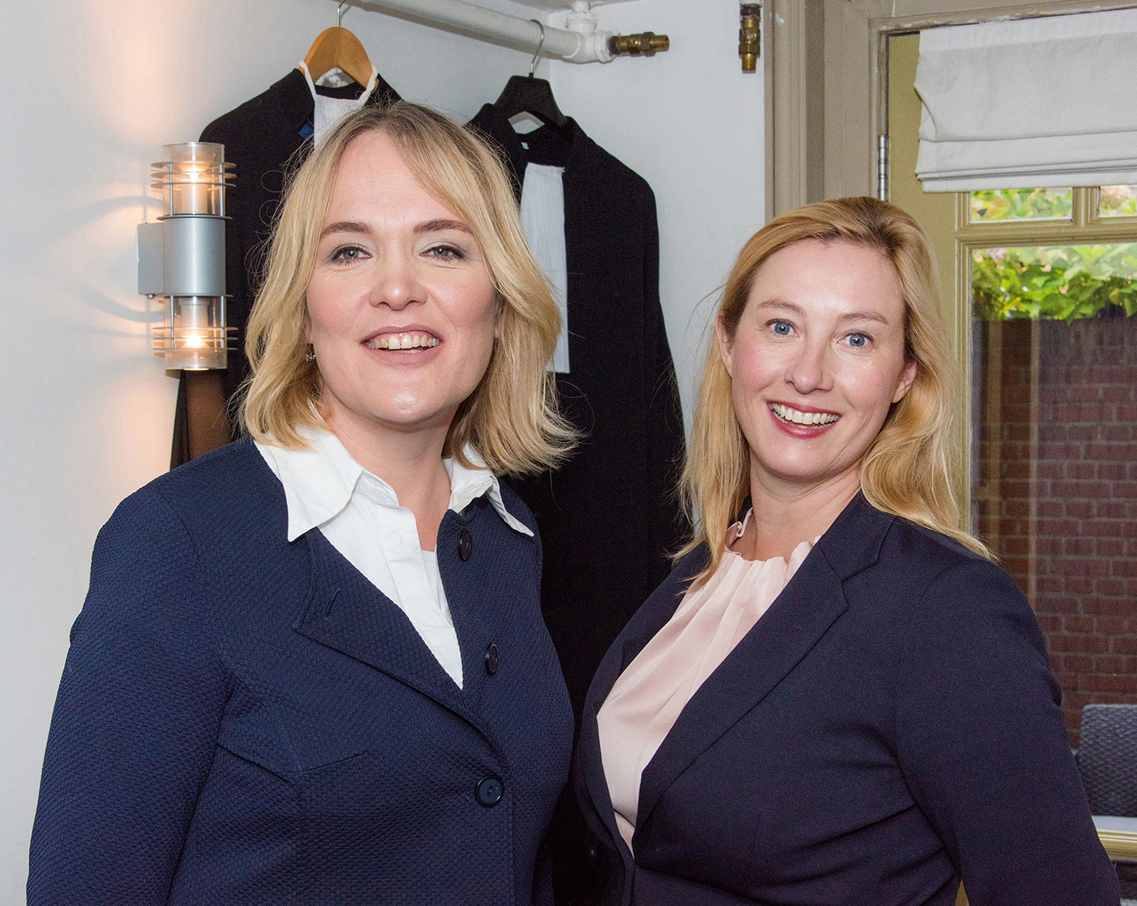 Lydia Prinsen en Antoinette Vlieger Boomberg Advocaten